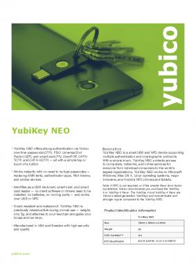Yubico_YubiKeyNEO_ProductSheet
