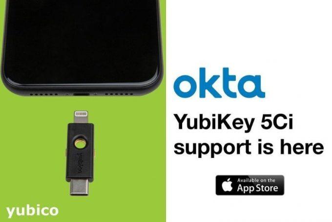 Yubikey5Ci - Yubico