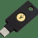 Yubikey5C NFC